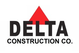 Delta Construction logo
