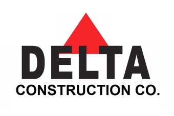 Delta Construction logo