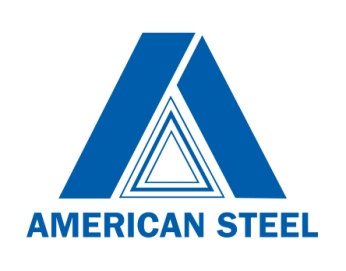 American Lampros Steel Logo - USE THIS COLOR